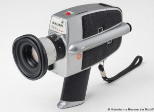 Günter Guillaume's camera