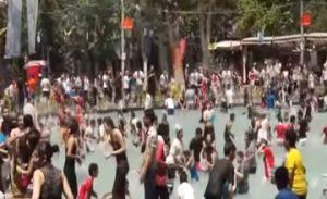 Armenian feast day Vardavar
