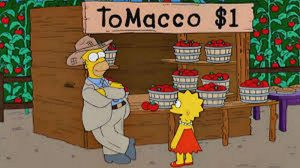 Invention of the tomacco plant