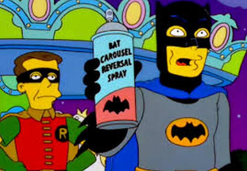 7. Batman and Robin