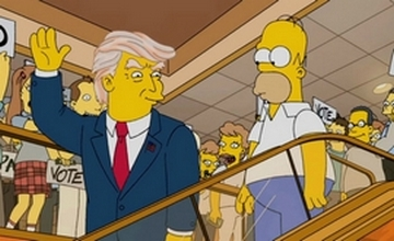 The Simpsons predictions