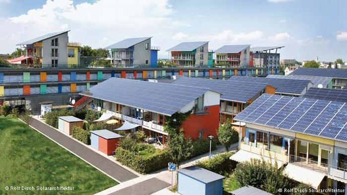 Houses without fossil fuels