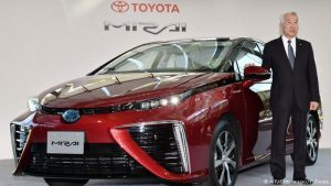 The first production car on hydrogen