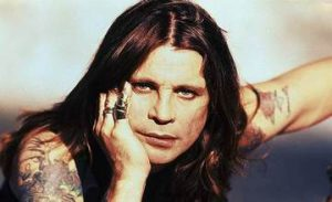 Ozzy Osbourne: still lively, still singing