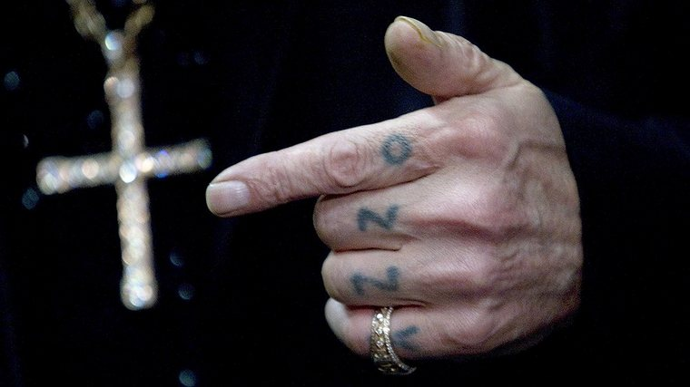 Ozzy Osbourne: still lively, still singing2