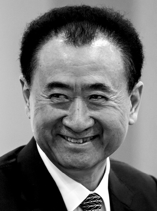 Wang Jianlin - $31.3 billion, real estate