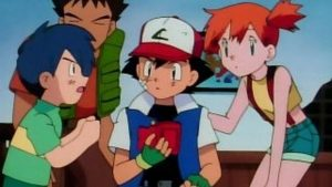 "2. Pokemon, ""Computer Soldier Porygon"""