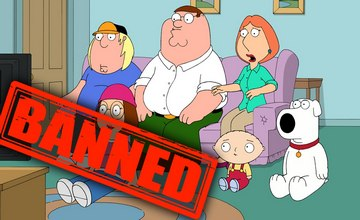 Top Controversially Banned Cartoons