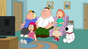 "Family Guy, ""Abortion"""