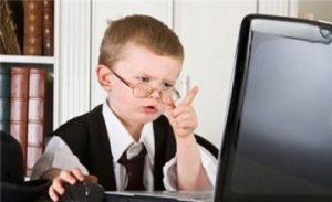 Влияние технологий на здоровье детей