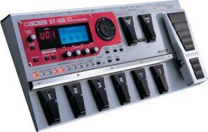 Процессор BOSS GT10b Bass FX