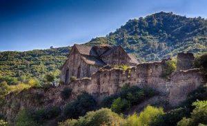 Pthgavank, Armenian Monastery-Fortress
