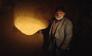 Underground Temple In Arinj, Armenia