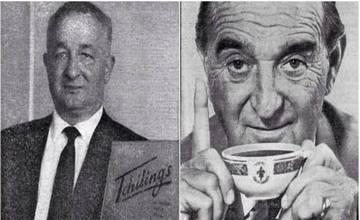 Tchibo, the Coffee Company of Carl Tchilinghiryan and Max Herz