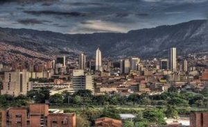 The Tourist City of Armenia, Colombia