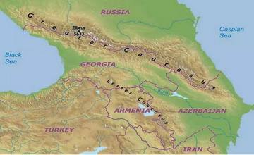 The Armenians Are Not Caucasians