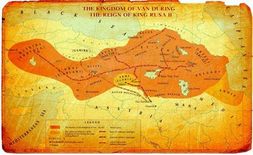 The Kingdom of Van During The Reign of Hrachya II