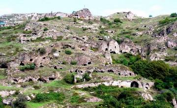 Mysterious Cave-Town in Khndzoresk, Armenia