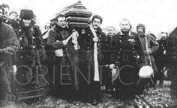 Lev Tolstoy Was Buried by Armenians
