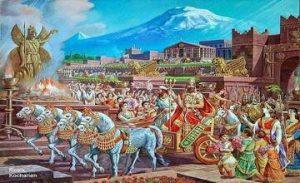 Torgom And Mesrayim – Origins