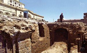 Underground History of Republic Square, Yerevan