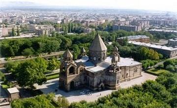 Separation of Georgian and Armenian Churches