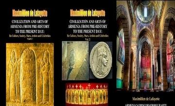 Civilization and Arts of Armenia - Maximillien de Lafayette