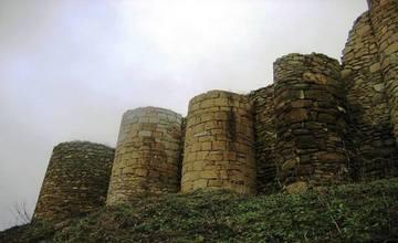 Ghalinjakar Fortress - Armenia