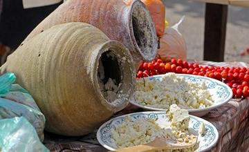 Armenian Artifact-Cheese