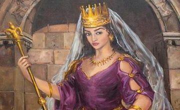 Parandzem – Queen of Armenia
