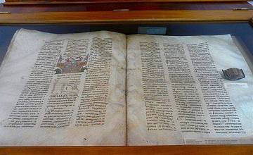 "The Largest Manuscript - ""Homiliarium of Mush"""