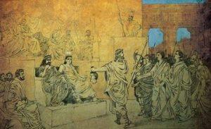 The Last Action of Crassus