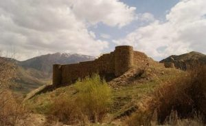 The Tapi Fortress - Armenia