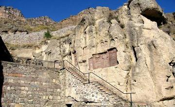 The Geghard Monastery and the Legend of the Holy Spear