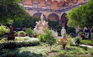 The San Gregorio Armeno Monastery in Naples