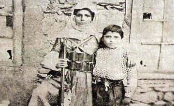 The Spirit of an Armenian Mother