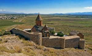 """Armenia, the Last Frontier of Europe"" – Bruce Northam"