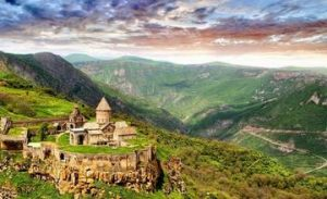 The Tatev Monastery – Armenia