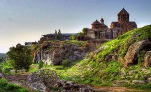 The Harichavank Monastery - Armenia