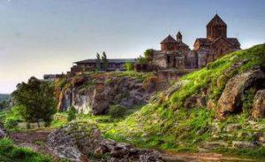 The Harichavank Monastery - Armenia