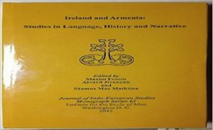 Ireland and Armenia: Studies in Language, History and Narrative