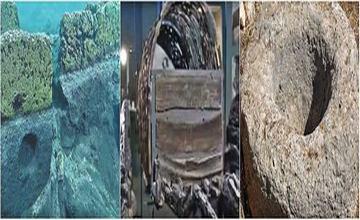 An Ancient City at the Bottom of Lake Sevan