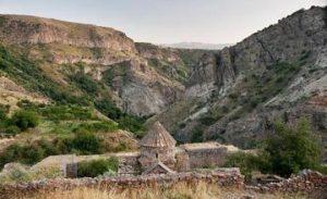 The Gndevank Monastery – Arpa Canyon, Armenia