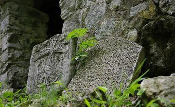 The Karmiravan Monastery – Artsakh - Armenia