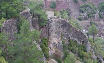 The Sarvandikar Fortress – Armenian Kingdom of Cilicia