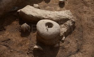 8000-Year Old Settlement Excavated at Akhashen