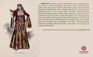 An Armenian Women's Dress Described by Adren Holt