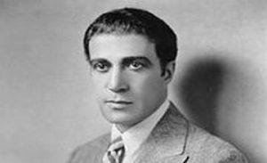Arthur Edmund Carewe, a Legend of Silent Movies