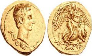 Armenian Symbols on Ancient Roman Coins