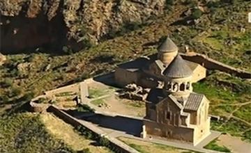 Astonishing French Documentary About Armenia